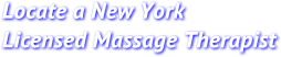 Renew NY Society Medical Massage Therapists